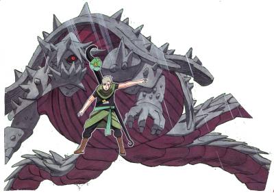 Sanbi ou Isonade