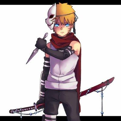 Naruto - Anbu