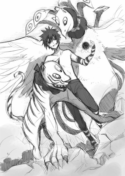 Naruto - Menma