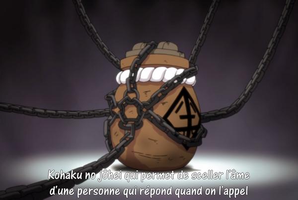 Les 5 trésors du Rikudô Sennin