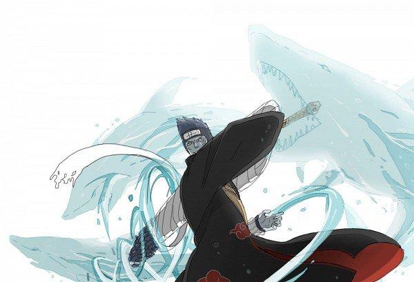 Akatsuki Kisame - Requin des eaux