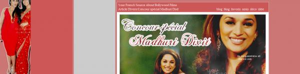 Présentation de Oo-Bollywood-India-oO - Géré par Assia - Existe depuis le 19/08/08 - 31 Articles - Blog sur Bollywood