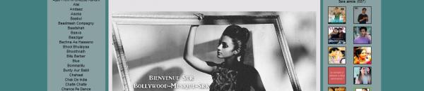 Présentation de Bollywood-Musique-Srk - Géré par Aurore - Existe depuis le 17/02/10 - 20 Articles - Blog sur Bollywood, Kollywood, Tollywood