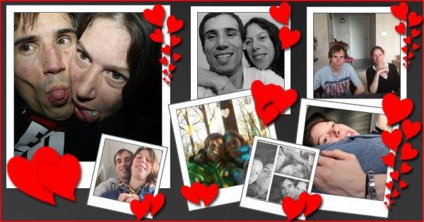 En couple depuis 15 octobre 2015 ❤❤❤