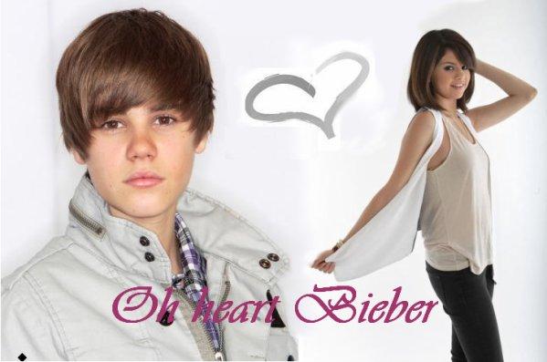Oh Heart Bieber ♥