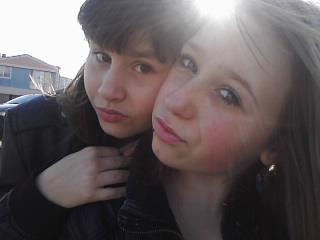 Elisa & Doriane ! ♥
