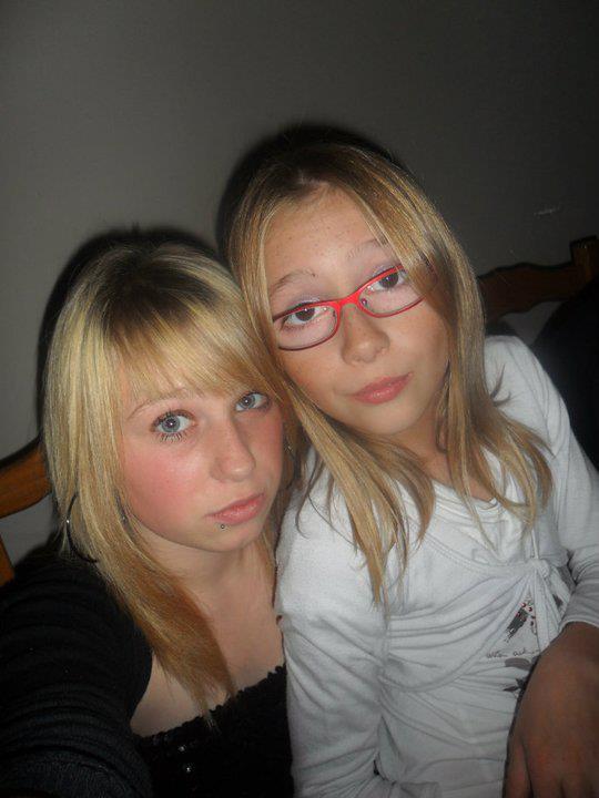 Doriane & Cypriane !  ♥