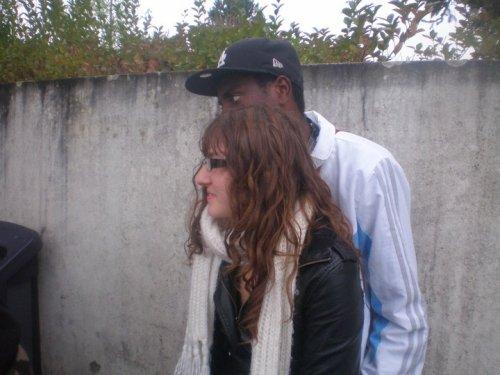 Vendredi 12 Novembre 2010 ..  Souvenir d'un aprèm avc Toi à Mon lycée , & où t'as rencontrer Ma Meilleure Amie .. <3