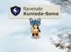 Je vous présente notre petite dernière, Kunieda-Sama.