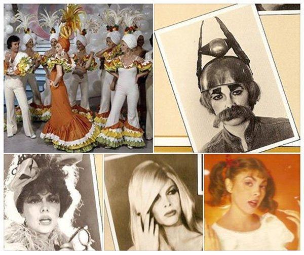 Carnaval Mireille Mathieu