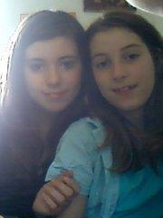 Amandine and Naomi ! ♥