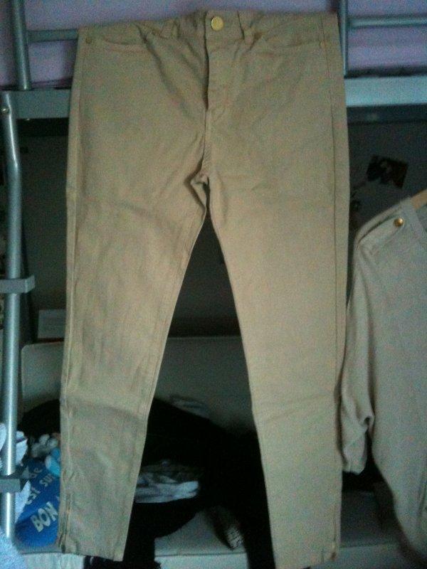 Pantalon Zara (Slim)
