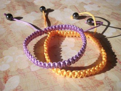 Bracelets Vitaminés!