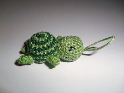 Petites Tortues au crochet