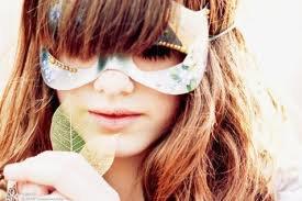 Tu crois que je vais bien alors quand vrai je porte un masque ♥