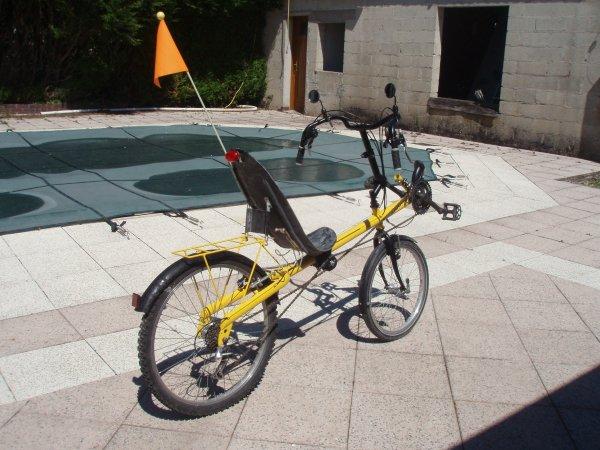 Le vélo d'Aymeric (suite)
