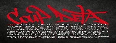 """RETROUVE DE2S LE 15 JUIN SUR """"COUP D'ETAT"""" L'ALBUM DE TADE"""