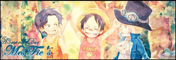 Mes fictions (One piece)