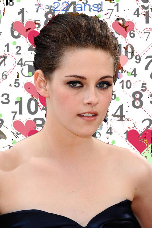 Happy birthday to you Kristen!