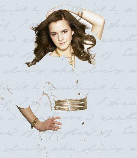 Créa Emma Watson!