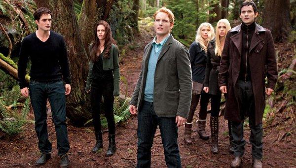 Les nouvelles photos de Twilight 4 partie 2