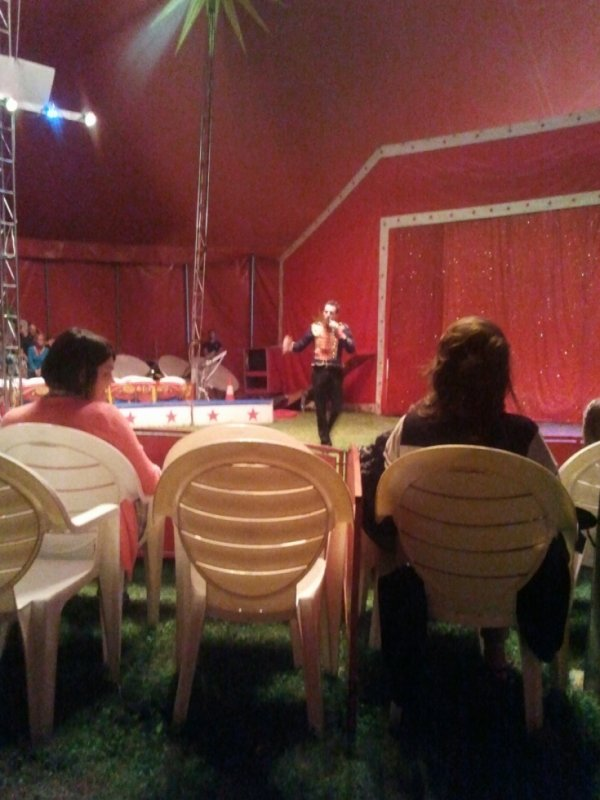 Cirque thierry zavatta à ploubalay (22) du 8 au 10 juillet 2014 (spectacle)