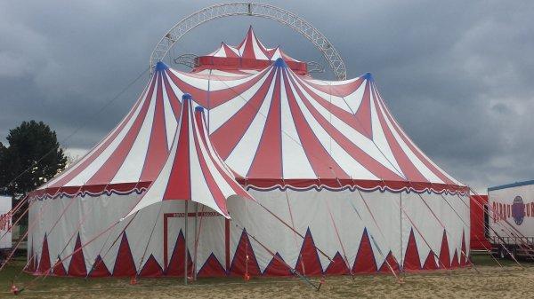 Le cirque Europa à Saint-Leu la forêt (95) du mercredi 23 mars au dimanche 3 avril 2016 (présentation)