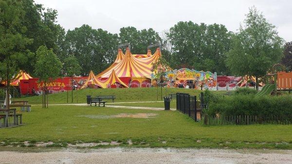 Le cirque Lydia zavatta à Argenteuil (95) du mercredi 11 mai au mercredi 1er juin 2016 (présentation)