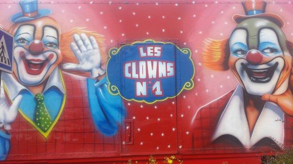 Le cirque Mathieu Hart à Pleurtuit (35) le vendredi 8 et samedi 9 juillet 2016 (présentation)