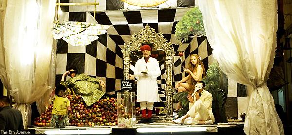 # 2009 L'IMAGINARIUM OF DR PARNASSUS - JOHNNY'S MOVIE