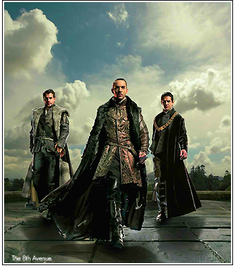 # 2007-2010 THE TUDORS - JONATHAN'S MOVIE
