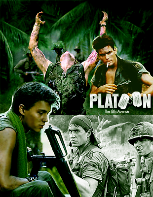 # 1987 PLATOON - JOHNNY'S MOVIE