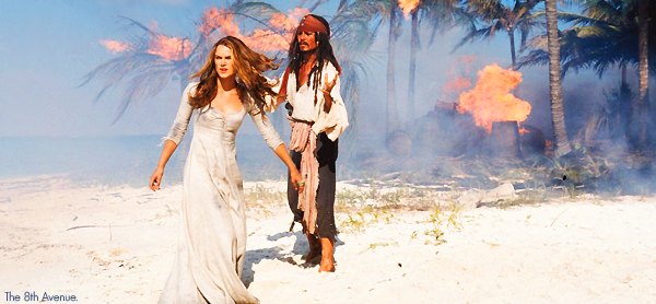 # 2003 PIRATES DES CARAÏBES I - JOHNNY'S MOVIE