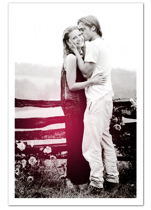 Gwyneth & Brad.