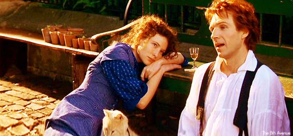 # 1997 OSCAR & LUCINDA - CATE'S MOVIE
