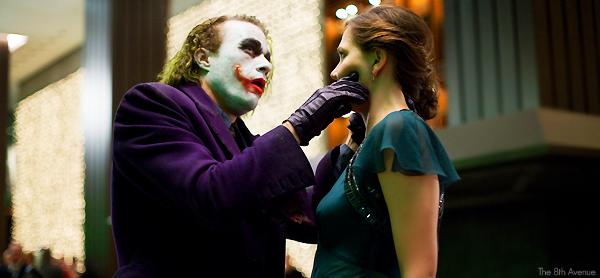 # 2008 THE DARK KNIGHT  - MAGGIE'S MOVIE