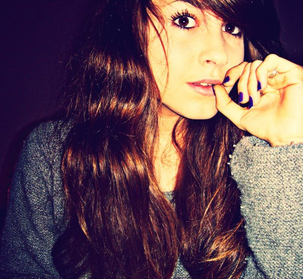 En regardant tes yeux je te trouverai presque beau .