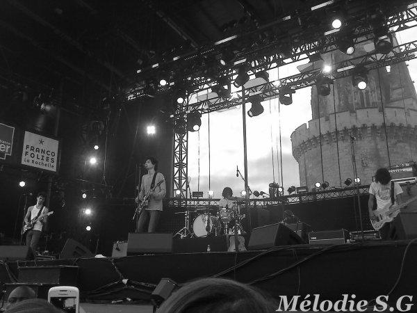 BB Brunes ~ Mardi 13 Juillet 2010 ~ La Rochelle