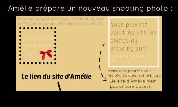 Article 169.   27/08/14 - Deux vidéos d'Amélie pour MCE + Une interview dans le bain de Jeremstar parlant de son retour dans SS8 + Quel ques photos Twitter et bientôt son site serra ouvert !.