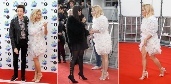 3/11/13 :Rita Ora était présente aux Teen Awards 2013 à Londres