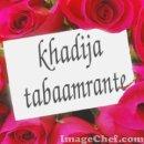 Photo de khadija-tabaamrante