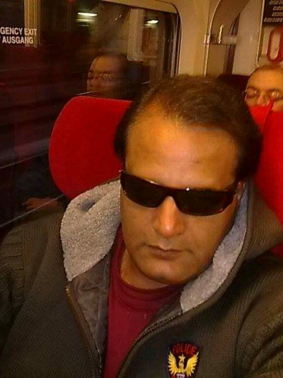 TRAVRL GERMANY TO FRANCE TGV HI SPEED TRAIN. PRESIDENT AGHA HASSAN SYED
