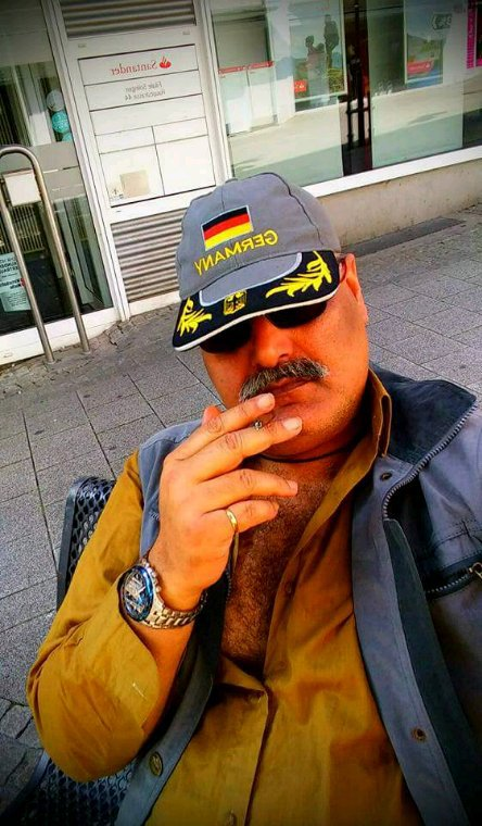 GOOD MORNING GERMANY PRESIDENT AGHA HASSAN SYED GERMANY