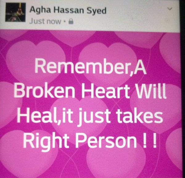 LOVE MEANS NEVER HAVING TO SAY U R SORRY. PRESIDENT AGHA HASSAN SYED GERMANY