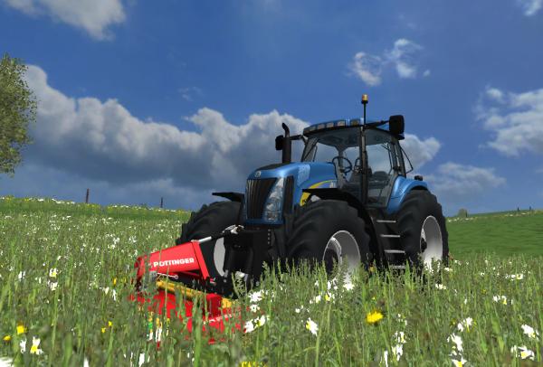 farming simulator  fauchage