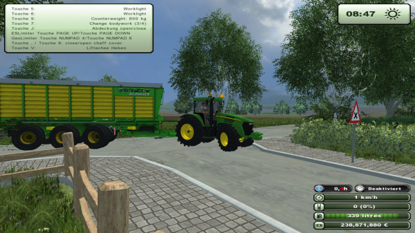 mes images farming simulator 2013