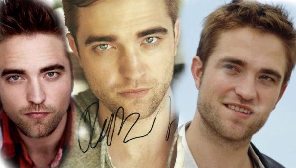 Robert Pattinson :D