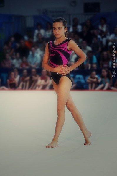 La gymnastique! ♥
