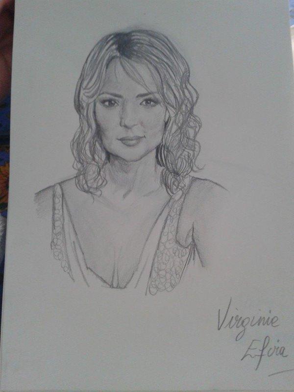 Portrait rapide Virginie Efira