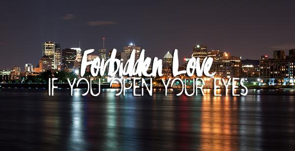 Inscrit n°12 → Forbidden Love